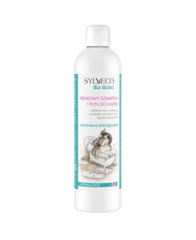 SYLVECO kremowy szampon i płyn do kąpieli