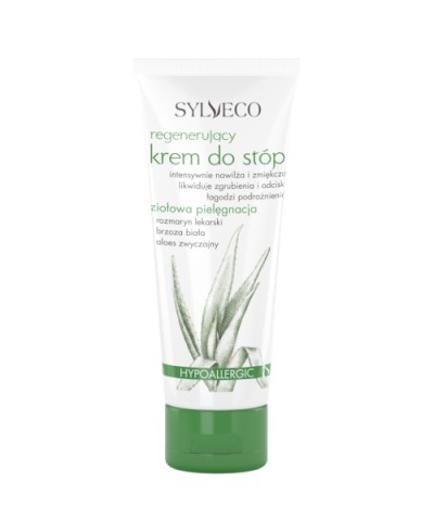 Krem do stóp regenerujący SYLVECO 75 ml