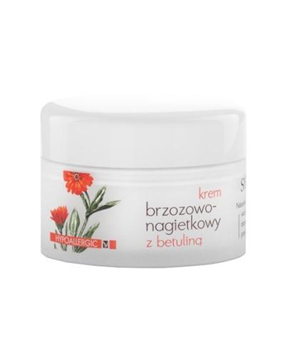 Krem brzozowo - nagietkowy z betuliną SYLVECO 50 ml