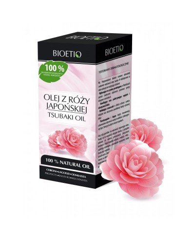 Olej z róży japońskiej BIOETIQ 30 ml