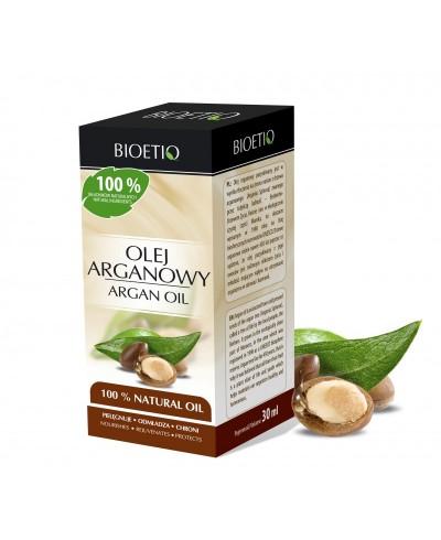 Olej arganowy BIOETIQ 30 ml