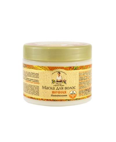 Maska do włosów jajeczna Receptury Babuszki Agafii 300 ml