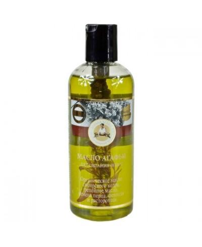 Odżywczy olejek do włosów  BANIA AGAFII 250 ml