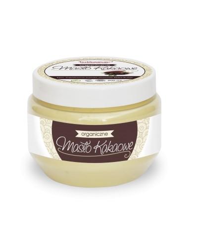 Masło do ciała kakaowe organiczne FITCOMFORT 200 ml