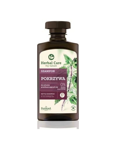 Herbal Care - Szampon Pokrzywowy