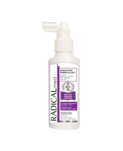 Koncentrat do włosów przeciw wypadaniu Radical Med FARMONA 100 ml