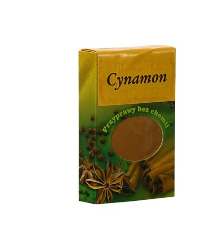 Cynamon mielony 100%