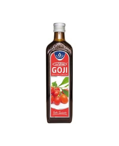 Sok naturalny 100% z goji OLEOFARM 450 ml