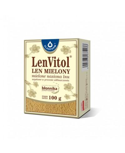 Len mielony OLEOFARM 200 g