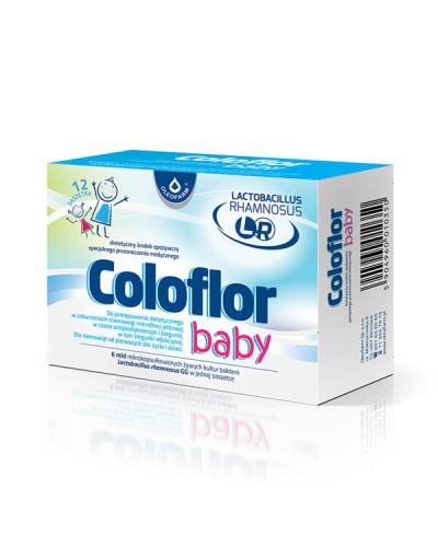 Coloflor Max OLEOFARM 24 kapsułki