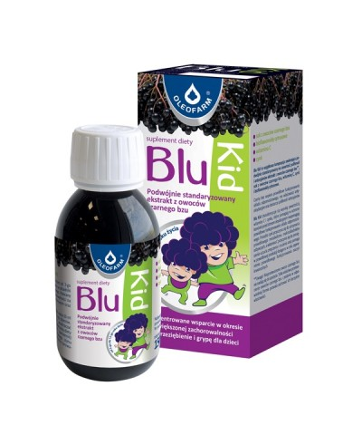 Blu junior OLEOFARM 150 ml