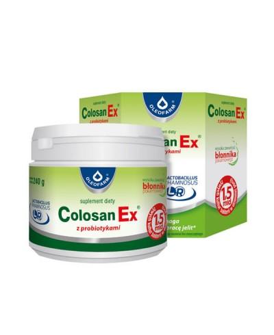 Colosan Ex z probiotykami OLEOFARM 240 g