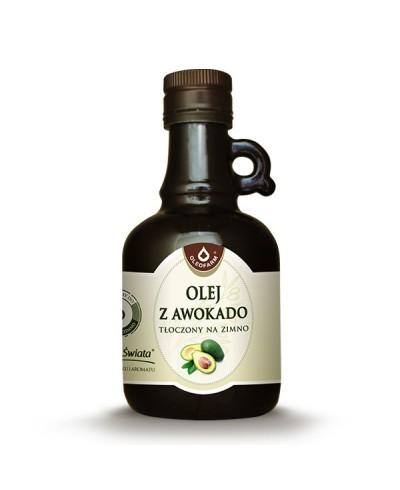 Olej z awokado OLEOFARM 250 ml