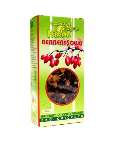 Herbatka ekologiczna owocowa berberysowa DARY NATURY 100 g