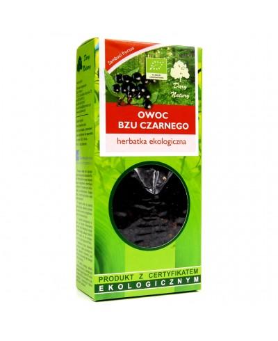 Herbatka ekologiczna owoc bzu czarnego DARY NATURY 100 g