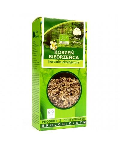 Herbatka ekologiczna korzeń biedrzeńca DARY NATURY 100 g