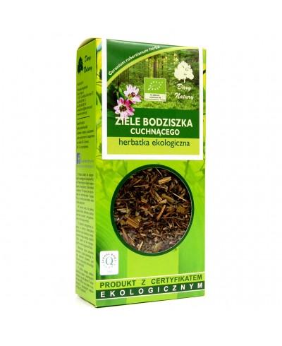 Herbatka ekologiczna ziele bodziszka cuchnacego DARY NATURY 100 g