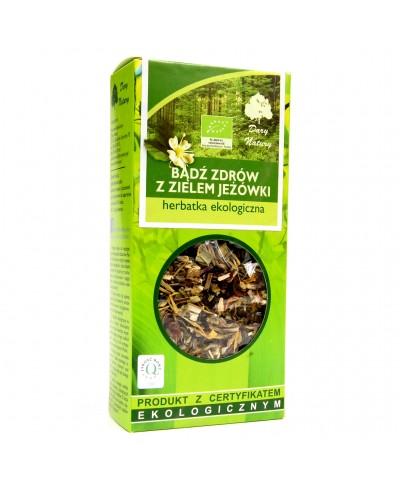 Herbatka ekologiczna bądź zdrów z zielem jeżówki DARY NATURY