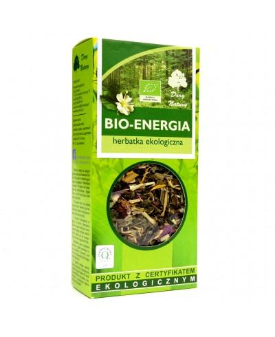 Herbatka ekologiczna bio - energia DARY NATURY