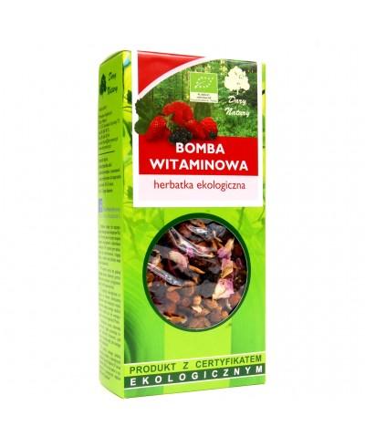 Herbatka ekologiczna bomba witaminowa DARY NATURY