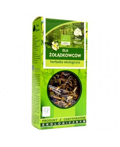 Herbatka ekologiczna dla żołądkowców DARY NATURY