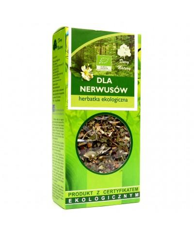 Herbatka ekologiczna dla nerwusów DARY NATURY