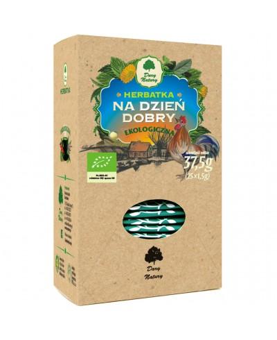 Herbatka ekologiczna ekspresowa na dzień dobry DARY NATURY