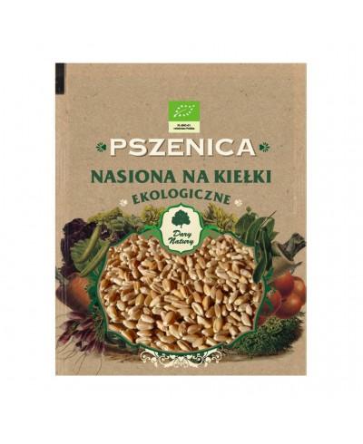 Nasiona ekologiczne na kiełki pszenica DARY NATURY 50 g