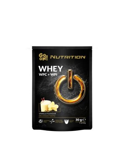 Białko serwatkowe WHEY wanilia GO ON! NUTRITION 30 g