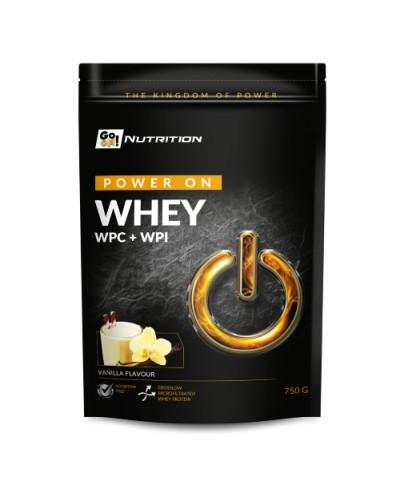 Białko serwatkowe WHEY wanilia GO ON! NUTRITION 750 g