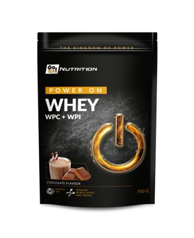 Białko serwatkowe WHEY czekolada GO ON! NUTRITION 750 g
