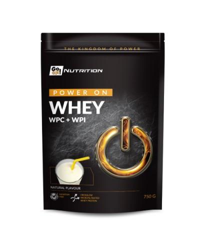 Białko serwatkowe WHEY naturalne GO ON! NUTRITION 750 g