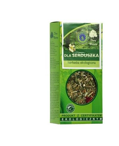 DLA SERDUSZKA herbatka ekologiczna