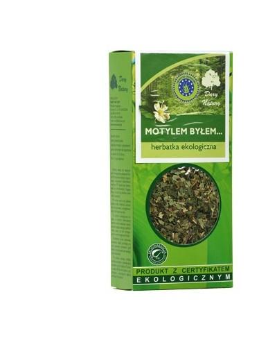 MOTYLEM BYŁEM Herbatka ekologiczna