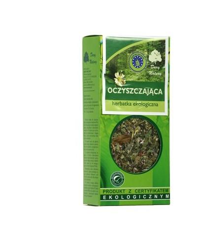 OCZYSZCZAJĄCA Herbatka ekologiczna