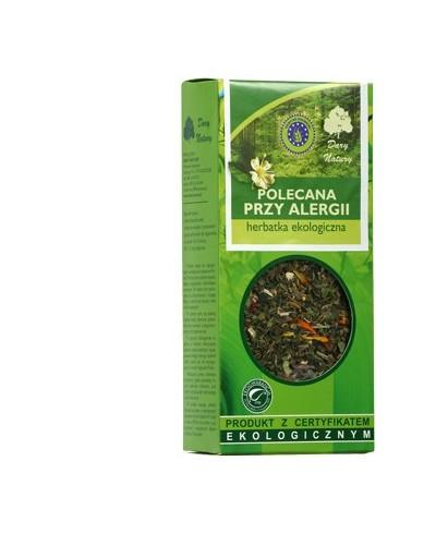 POLECANA PRZY ALERGII Herbatka ekologiczna