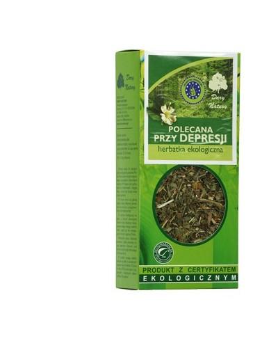 POLECANA PRZY DEPRESJI Herbatka ekologiczna