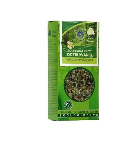 POLECANA PRZY ODTRUWANIU Herbatka ekologiczna
