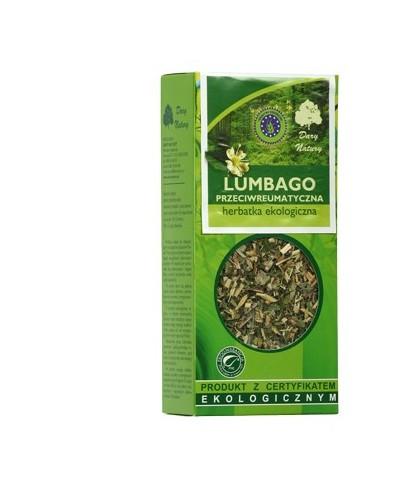 LUMBAGO Przeciwreumatyczna herbatka ekologiczna