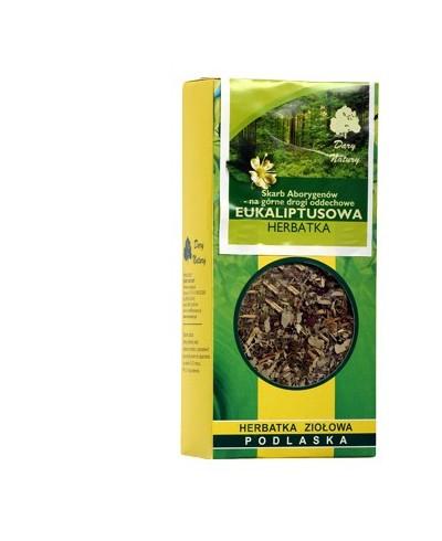 EUKALIPTUSOWA Herbatka ekologiczna