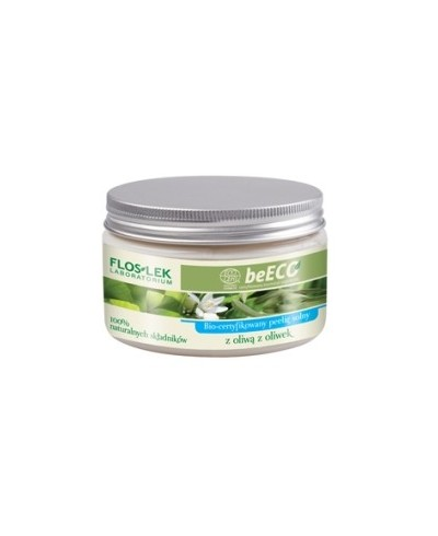 Bio-certyfikowany peeling solny z oliwą z oliwek