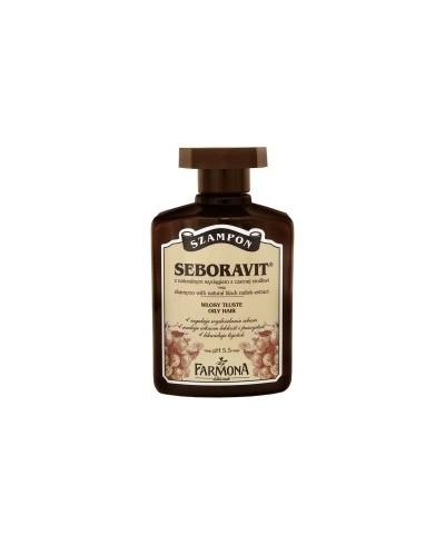 Szampon Seboravit do włosów tłustych