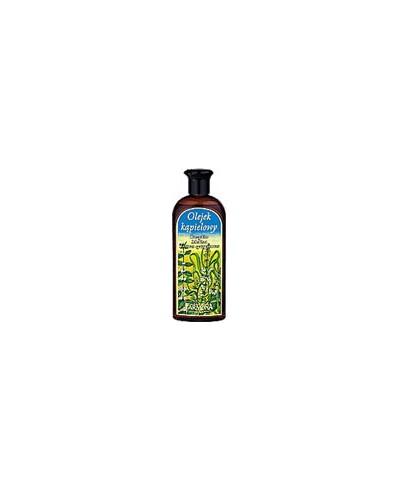 Eliksir kąpielowy z naturalnymi olejkami eterycznymi z melisy, bazylii i trawy cytrynowej