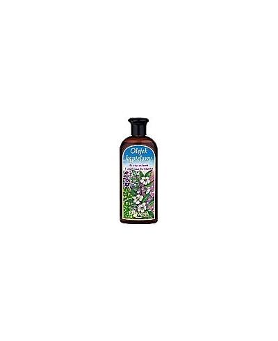 Eliksir kąpielowy z naturalnymi olejkami eterycznymi z geranium i zielonej herbaty