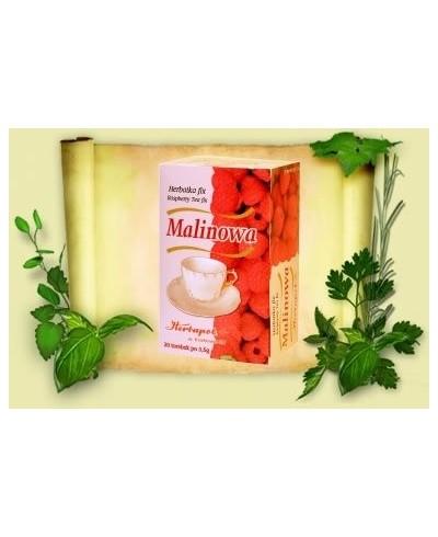 Herbatka malinowa
