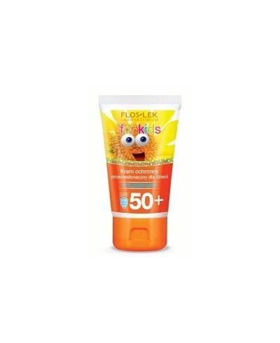 Krem ochronny przeciwsłoneczny dla dzieci SPF 50+ FLOS LEK