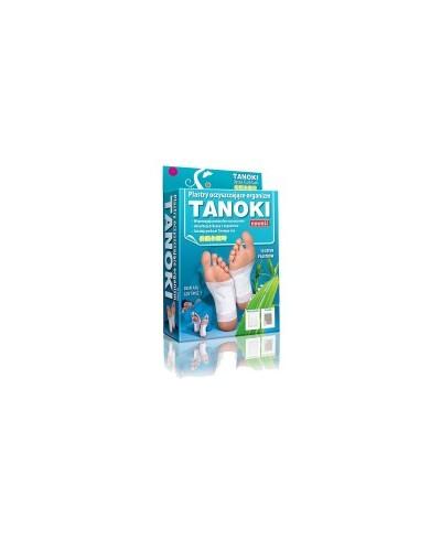 Plastry oczyszczające organizm TANOKI