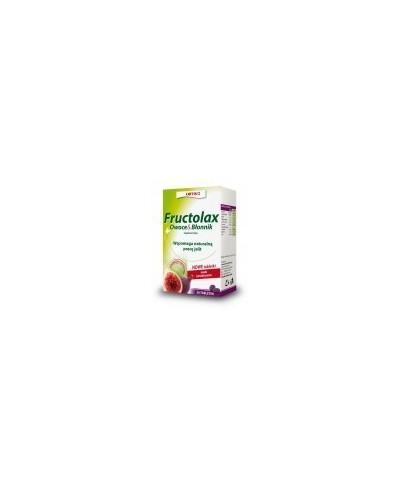 Fructolax Owoce & Błonnik tabletki