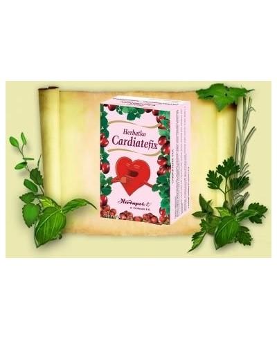 Herbatka Cardiatefix